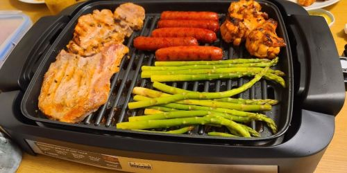 Bella Pro Series Indoor Smokeless Grill Only $29.99 on BestBuy.com (Regularly $50)