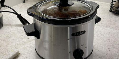 Bella 1.5-Quart Slow Cooker Only $7.99 on BestBuy.com (Regularly $13)