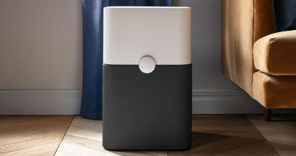 Blueair 211+ Air Purifier in a room