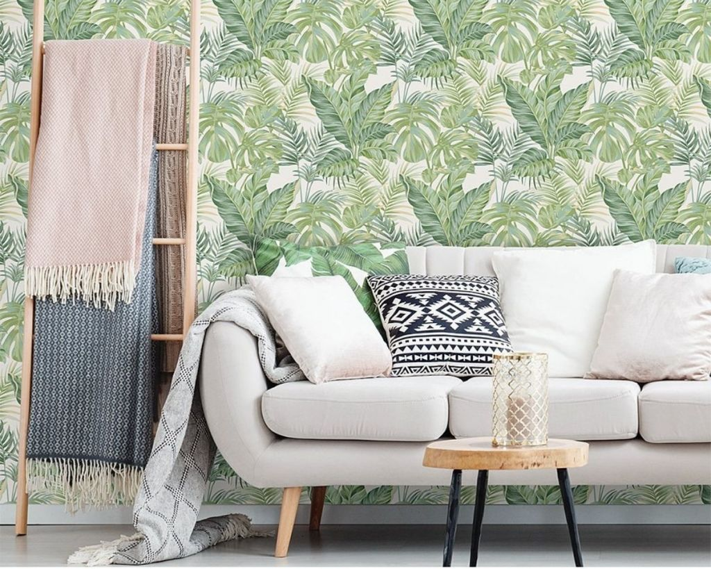 Brewster Home Fashions Madagascar Peel and Stick Wallpaper