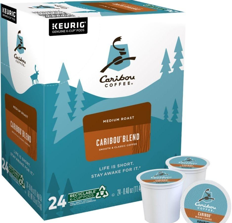 Caribou Coffee K-Cups