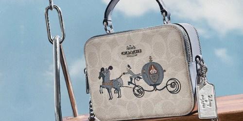 50% Off Coach x Disney Wristlets, Crossbody Bags, & More + Free Shipping