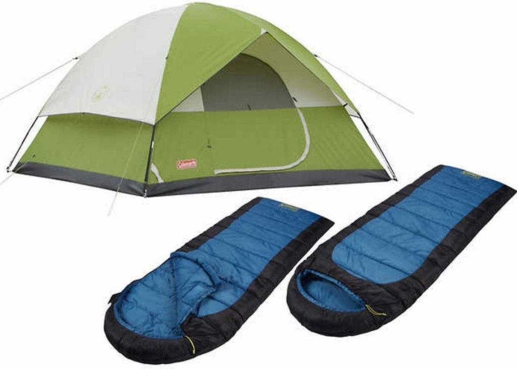 Coleman Camping Bundle Costco