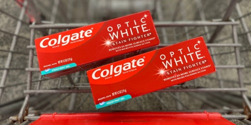 Better Than FREE Colgate Toothpaste at CVS After Rewards (Starting 3/7)