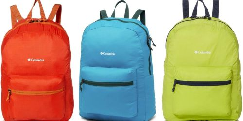 Columbia Backpacks from $13.68 on Amazon (Regularly $45)
