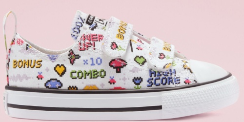 Converse Kids Gamer Shoes Just $18.89 Shipped + Over 50% Off Other Styles