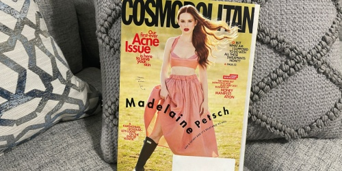 Complimentary TWO-Year Cosmopolitan Magazine Subscription