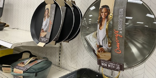 Up to 70% Off Cravings by Chrissy Teigen Cookware at Target | Prices from $7.49