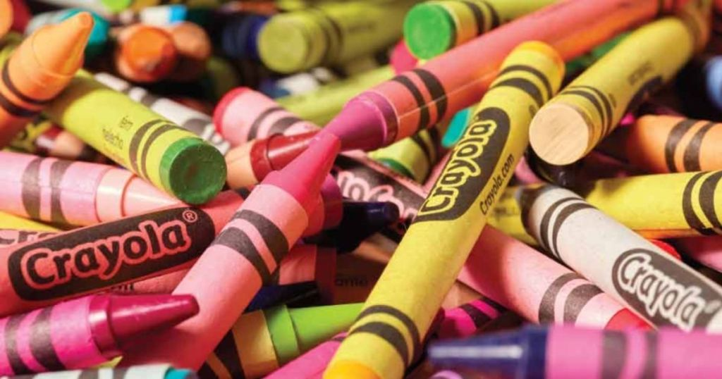 Crayola Experience FREE Crayons