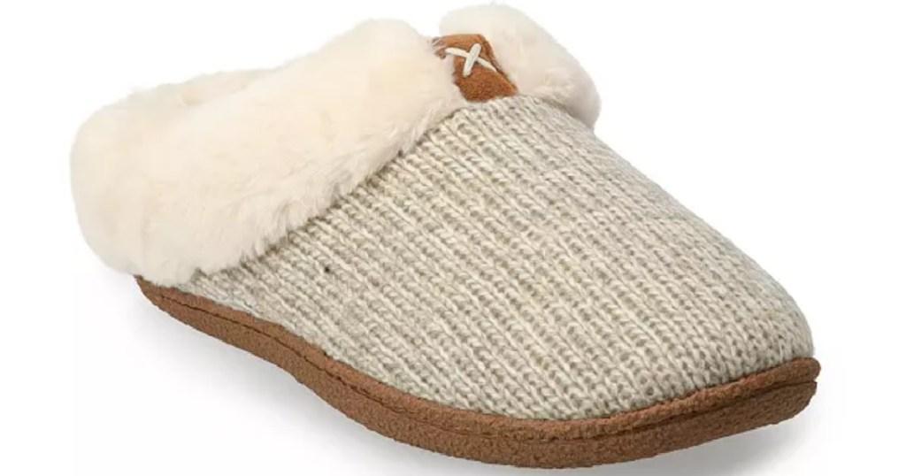 Sonoma Women's clog slipper