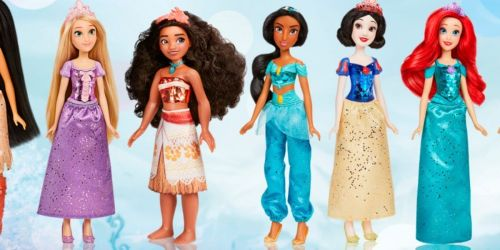 Disney Princess Dolls from $6.67 on Amazon (Regularly $10)