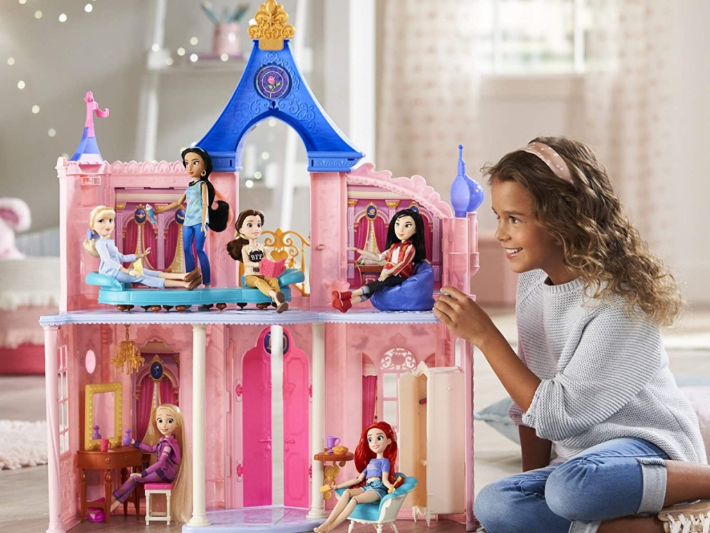 Disney Princess Fashion Dollhouse Castle