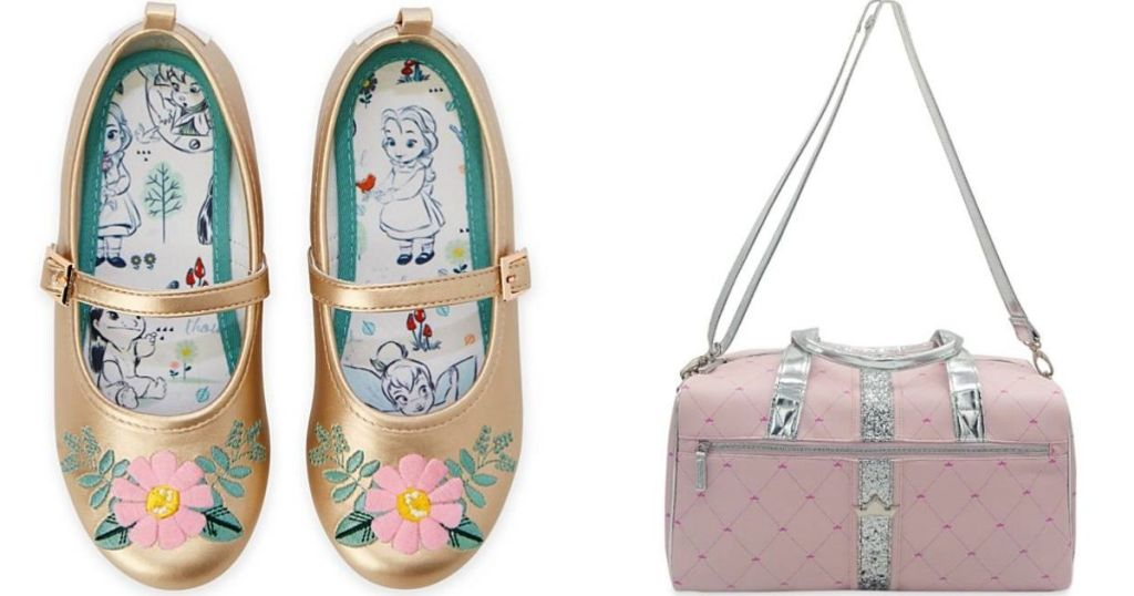 Disney Shoes and Bag