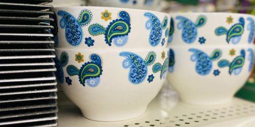 Paisley Print Tableware & Kitchen Linens at Dollar Tree