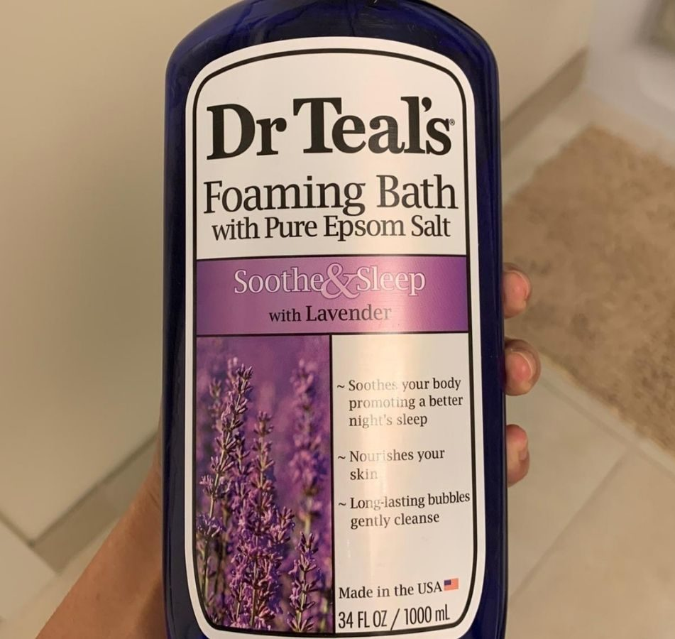 Dr Teals Foaming Bath Lavender