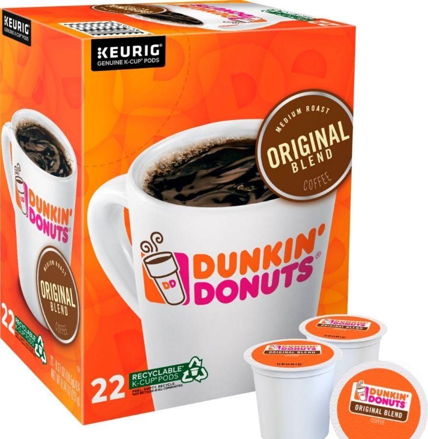 Dunkin Original Coffee K-Cups