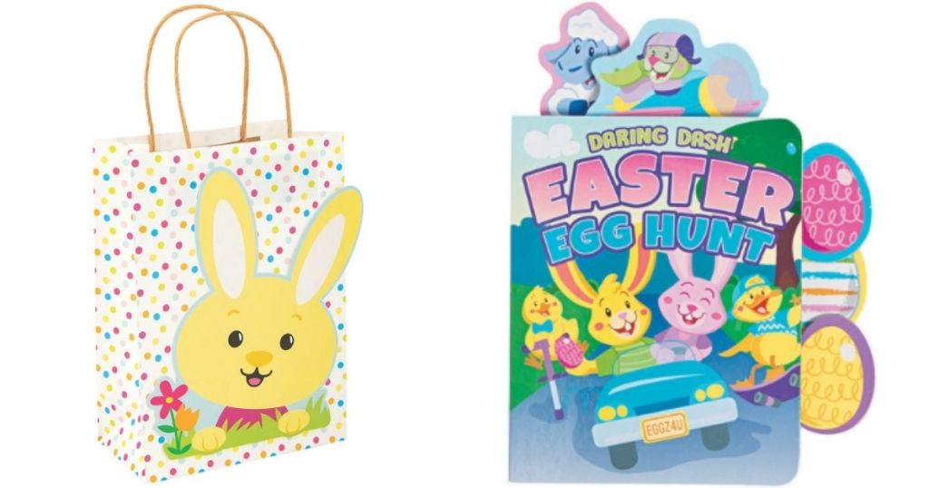 Easter Bag and Book