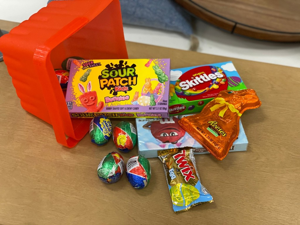Easter Basket and Fillers