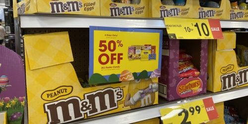 50% Off ALL Easter Candy at Kroger & Fred Meyer | Filled Eggs Just 50¢