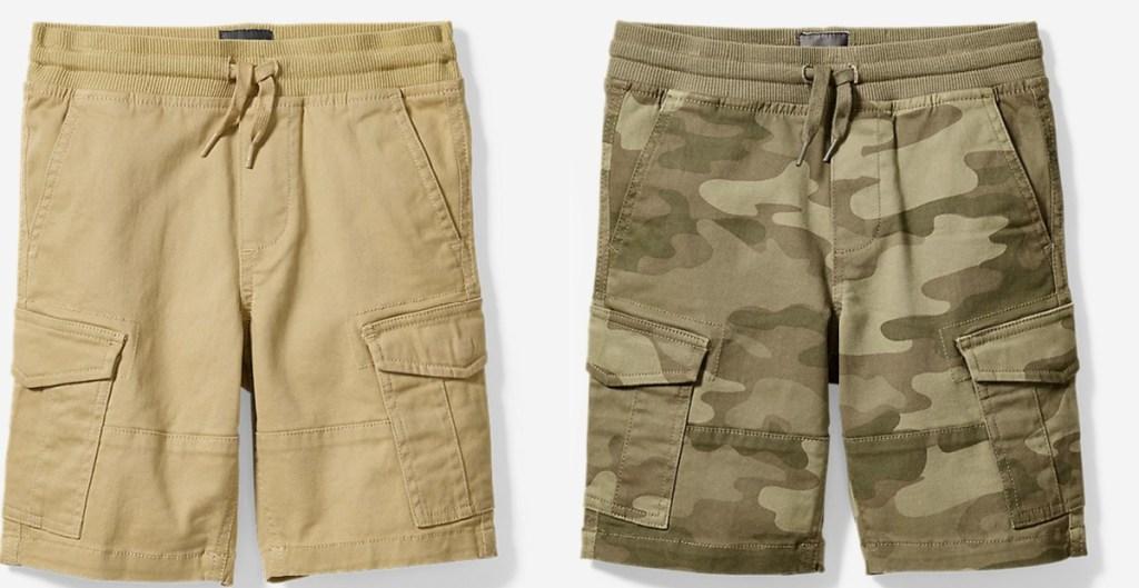 Eddie Bauer brand shorts for boys