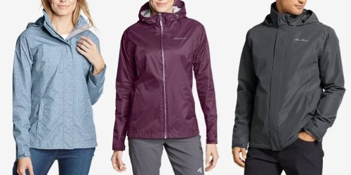 Eddie Bauer Men's & Women's Rain Jackets Only $40.49 Shipped (Regularly $100)