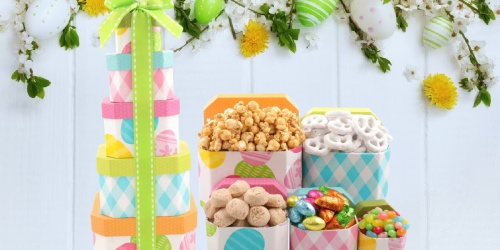 Easter Gift Baskets from $19.98 on SamsClub.com | Treats, Plush Bunny, & More