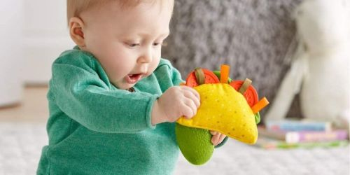 Fisher-Price Taco Tuesday Baby Gift Set Only $7.95 on Amazon + More Baby Shower Gifts