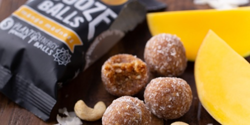 Frooze Balls Plant Protein Energy Balls 8-Count Packs from $7.99 Shipped on Amazon (Regularly $20+)