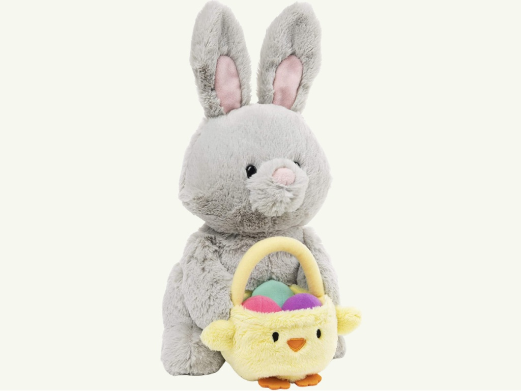 GUND Bunny with Basket
