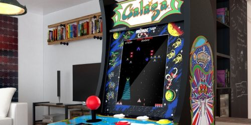Arcade1Up Galaga Countercade Just $79 Shipped on Walmart.com (Regularly $103)
