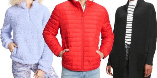 Gap Factory Puffer Jacket Just $20 (Regularly $100) + Up to 80% Off More Apparel
