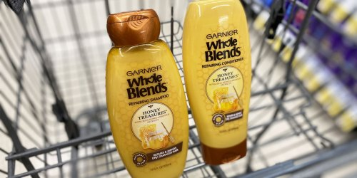 $8 Worth of Garnier Printable Coupons = Haircare Products Just $1 Each After CVS Rewards