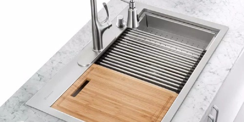 Up to 55% Off Kitchen Sinks & Faucets + Free Shipping on HomeDepot.com