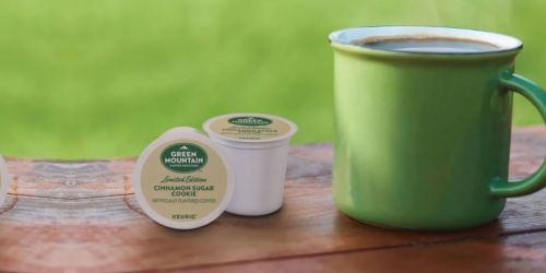 Green Mountain, The Original Donut Shop, & More K-Cup 22 to 24-Count Packs Only $8.99 at Kohl's (Regularly $20)