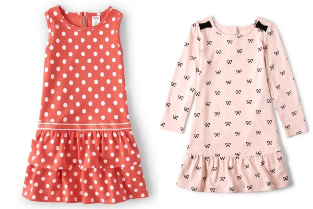 2 Gymboree Dresses