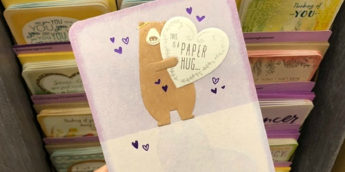 Request 3 FREE Hallmark Encouragement Cards w/ Envelopes & Free Delivery