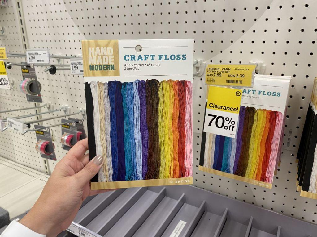 Hand Made Modern Craft Floss