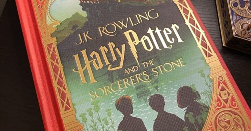 Harry Potter and the Sorceror's Stone Minalima