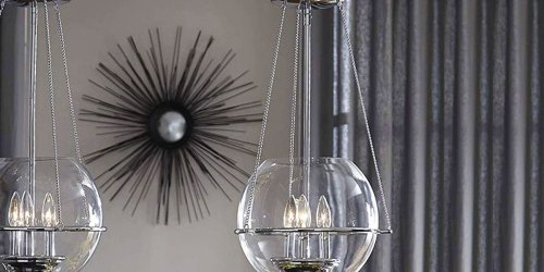 Modern Globe Pendant Light Just $42.90 Shipped on HomeDepot.com (Regularly $141)