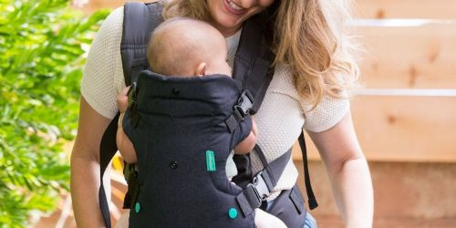 Infantino Flip Advanced 4-in-1 Convertible Carrier Only $19.98 (Regularly $27) at Sam's Club | Online Only