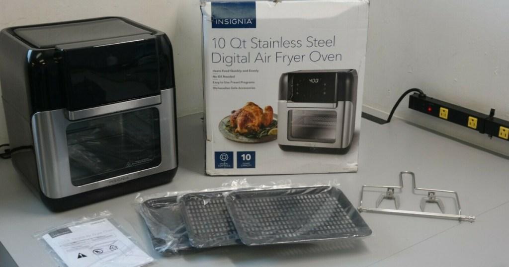 Insignia 10 Quart Air Fryer