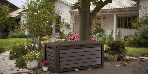 Keter 165-Gallon Outdoor Deck Box Only $99.96 on Sam'sClub.com