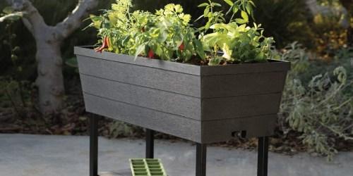 Keter Raised Garden Bed Only $69.98 on HomeDepot.com