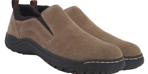 Khombu Men's Slip On Shoes Only $17.99 Shipped on Costco.com