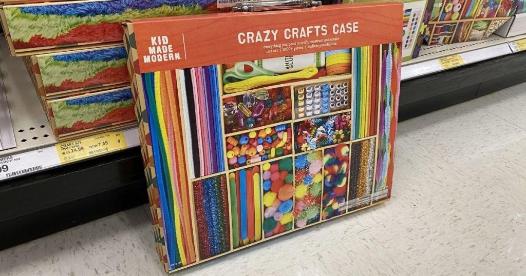 Kid Made Modern Crazy Crafts Case