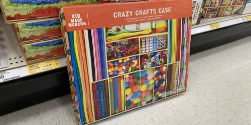 Kid Made Modern 1,000-Piece Crafts Case Only $7.49 at Target (Regularly $25)