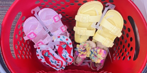 NEW Cat & Jack Kids Shoes are Perfect for Spring | Prices from $7.99