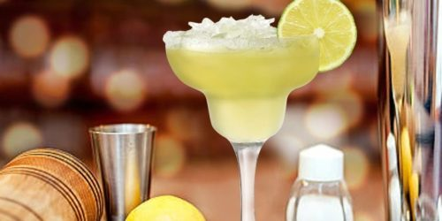 Set of Eight 10-Ounce Margarita Glasses Only $19.95 Shipped (Regularly $50)
