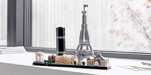 LEGO Architecture Skylines Sets from $39.99 Shipped on Amazon | Paris, Dubai, & More