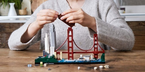 LEGO Architecture San Francisco Set Only $39.99 Shipped on Amazon